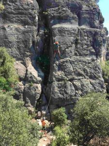 Climbing Course in Siurana