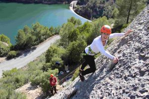 Climbing Beginners Course spain