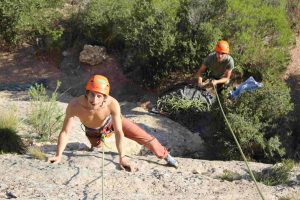 Learn Climbing in Margalef
