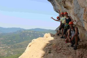 Via ferrata Salou