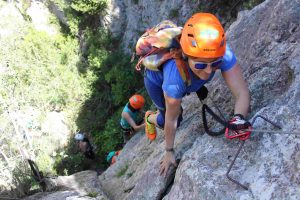 via ferrata beginners