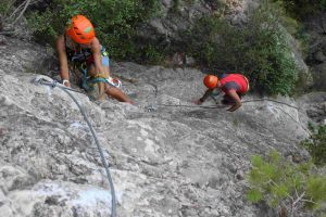 via ferrata couples